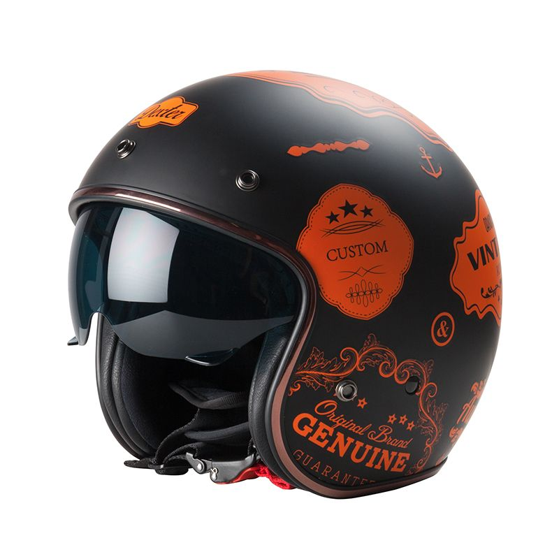 Casque moto DEXTER ELEMENT DMC