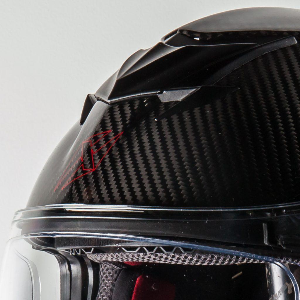 Casque Moto DEXTER ADRON CARBON
