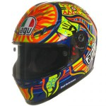 Casque integral AGV GP TECH TOP FIVE CONTINENTS