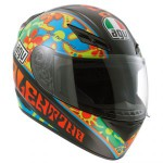 Casque integral AGV K3 TOP VALENCIA