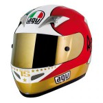 Casque integral AGV TI TECH EVOLUTION AGOSTINI 1
