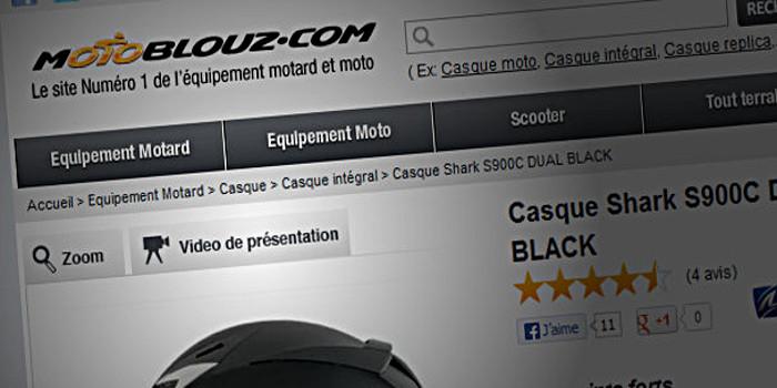 L'onglet vidéo de présentation débarque sur Motoblouz