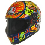 Casque moto replica integral AGV GP TECH TOP FIVE CONTINENTS