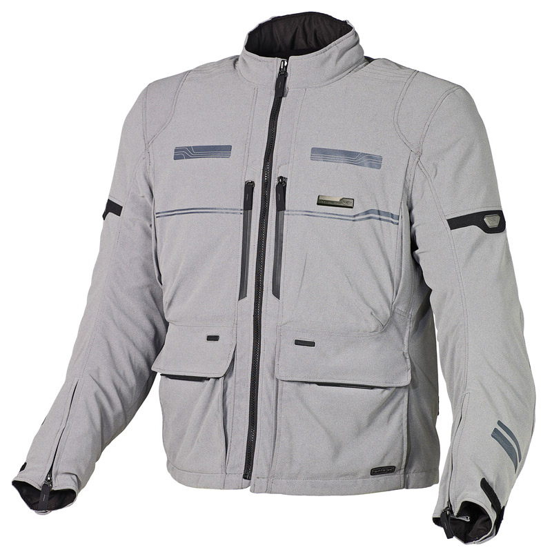 Photo blouson moto Macna Concrete Night Eye