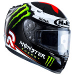 Casque racing HJC R-Pha 10 Plus replica Lorenzo Monster