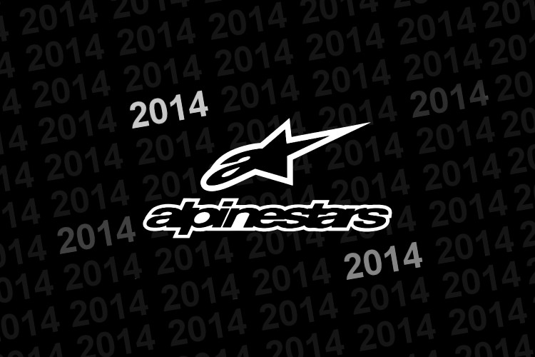 Collection Alpinestars 2014, disponible sur Motoblouz.com