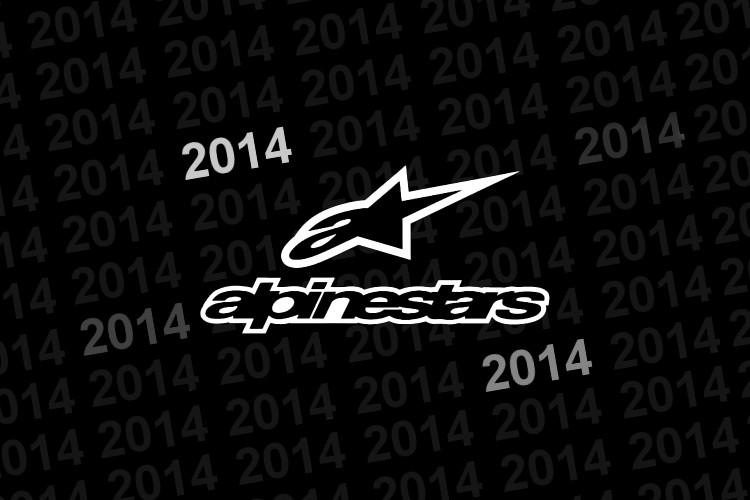 Collection Alpinestars 2014, disponible sur Motoblouz.com