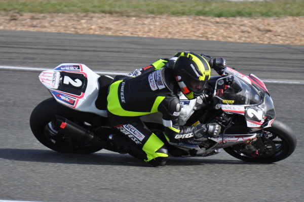 Dylan Buisson – Team 2RCL Motoblouz 24h du Mans 2013