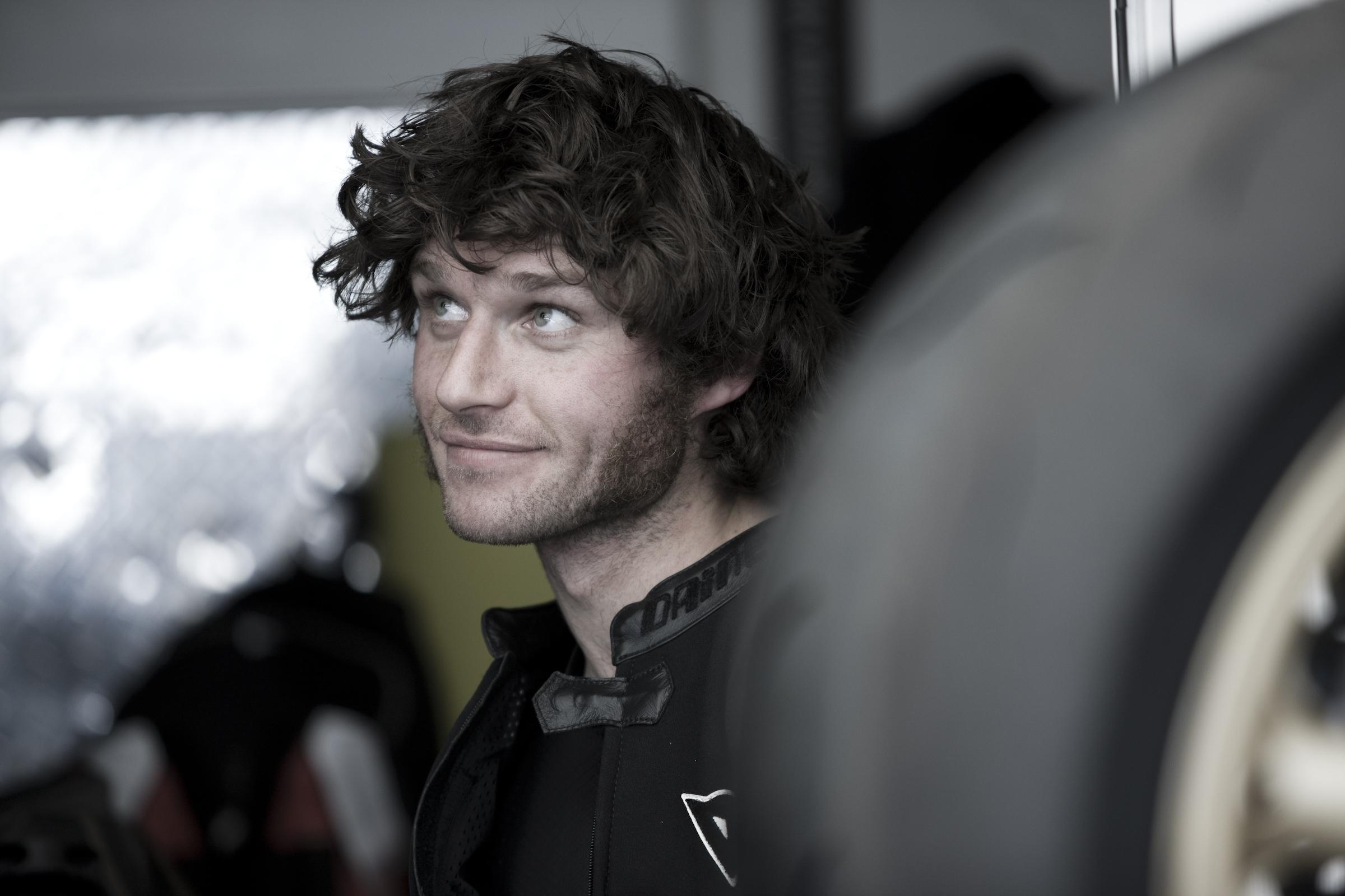 Guy Martin, pilote R2CL Motoblouz au 24H du Mans moto