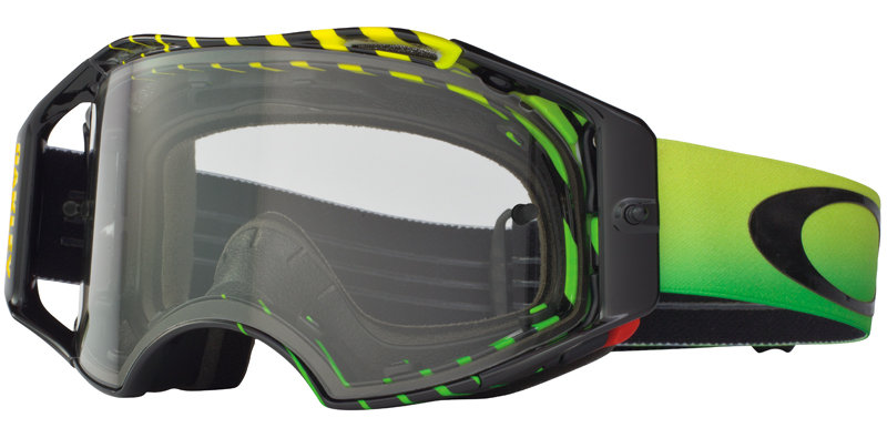 Masque cross Oakley Airbrake MX version Villopoto