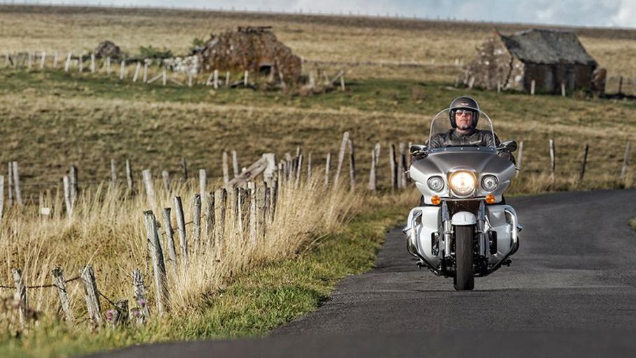 La moto, un vecteur de plaisir pour 77 % des personnes interrogées