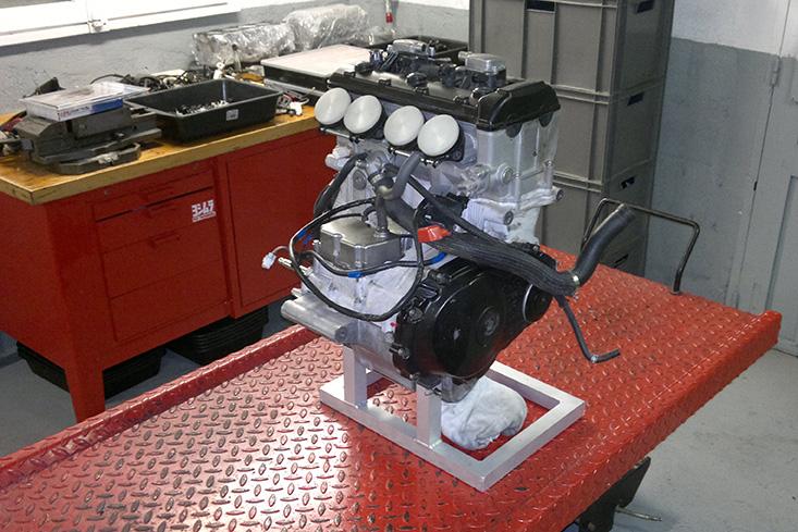 Suzuki GSX-R 1000 R2CL, le moteur