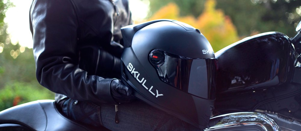 Casque moto Skully Helmets P1