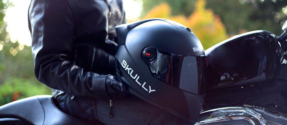 Casque moto Skully Helmets P1