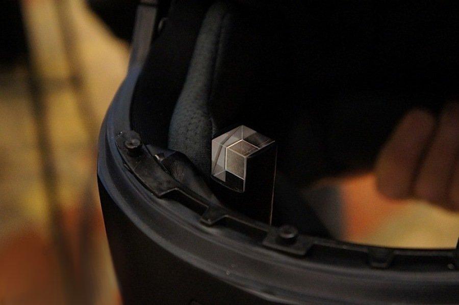 Casque moto Skully Helmets P1 : Le prisme