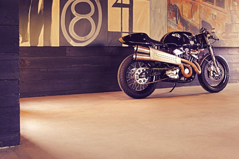 "Harley Davidson 1200 par Deus - ""The American 1200"""
