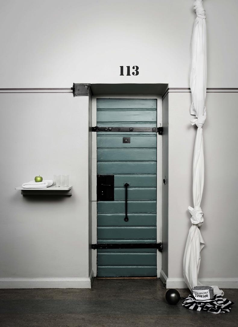 Langholmen Hotell, un hôtel suédois dans une ancienne prison