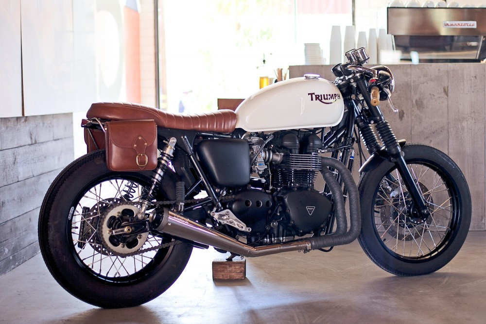 Achat Pieces Cafe Racer