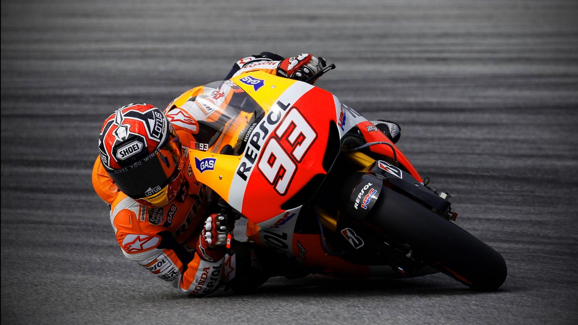 Marc marquez, Champion du Monde MotoGP 2013