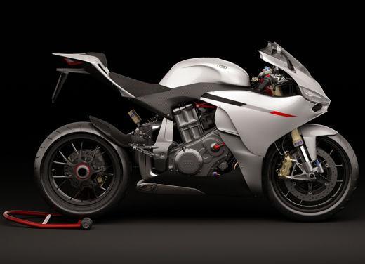 Audi Motorrad Supersport 10R