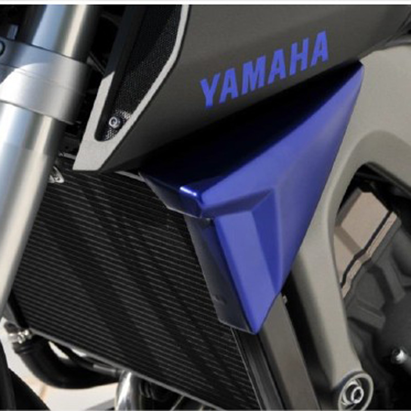 Écope de radiateur Ermax Yamaha MT-09