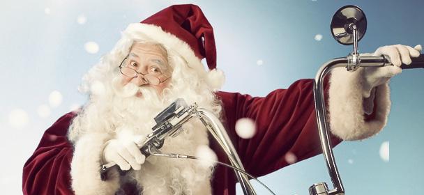 Motoblouz vous souhaite un Joyeux Noël !