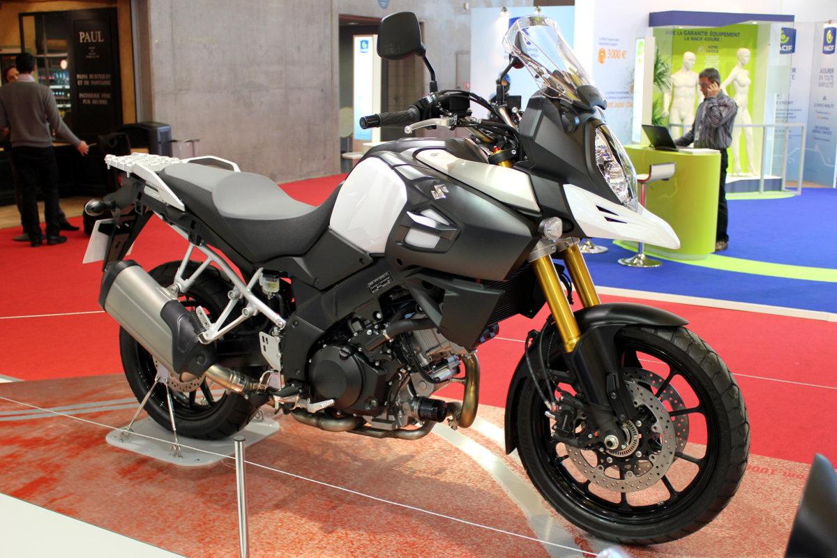 Suzuki 1000 V-Strom 2014