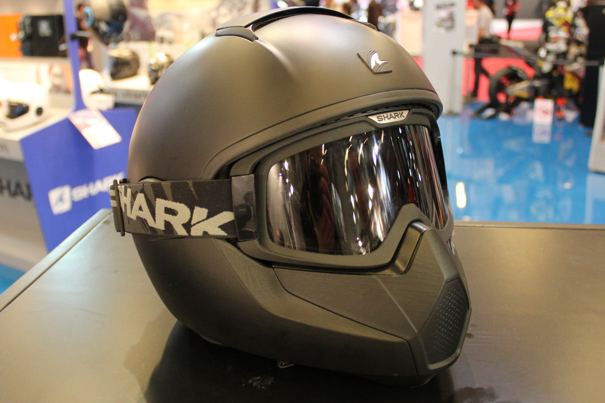 Casque integral Shark Vancore
