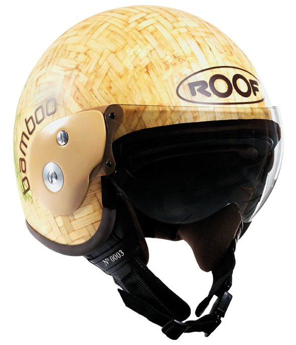 Casque Roof Bamboo