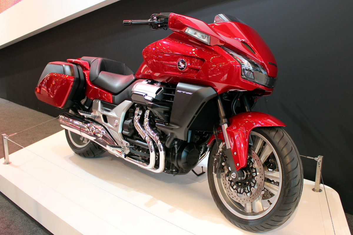 Honda CTX 1200
