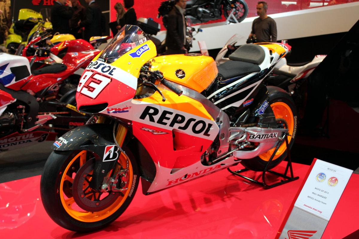Honda RC213V Marc Marquez