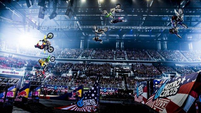 Nitro Circus Live 2013