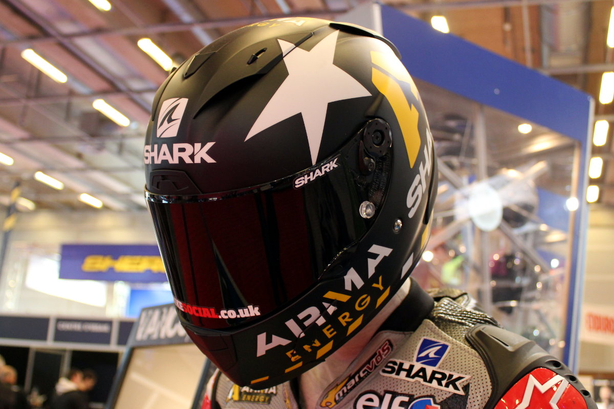 Casque Shark Race-R Pro Redding