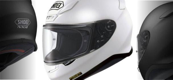 Visuel casque Shoei NXR