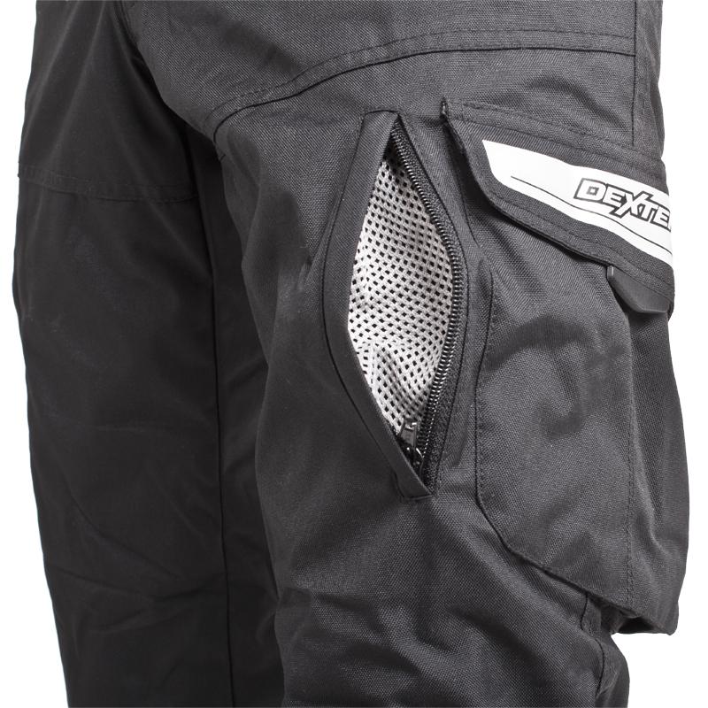 Ventilation du pantalon Dexte DXR Relax