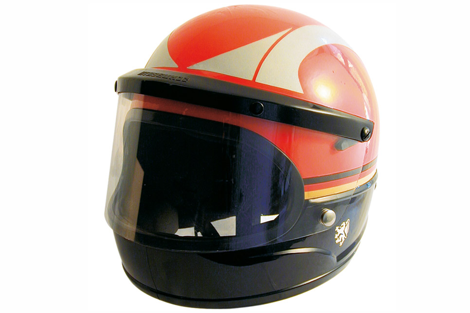 Casque en fibre Schuberth SH Integral, 1976