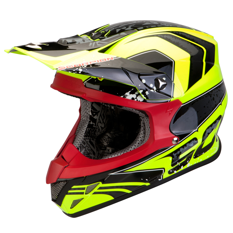 Casque Cross Scorpion VX-20 Air