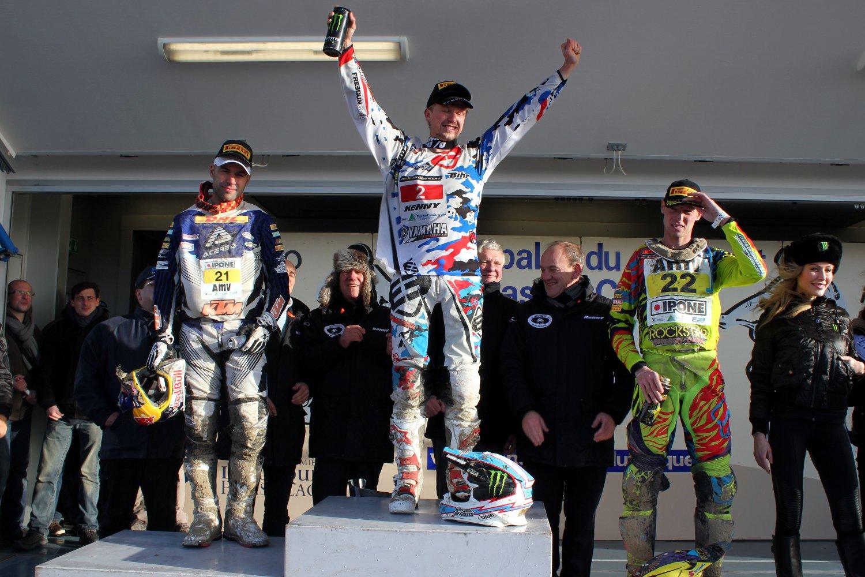 Adrien Van Beveren Victorieux !