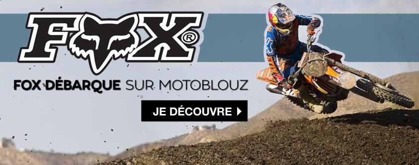 Fox sur Motoblouz.com !