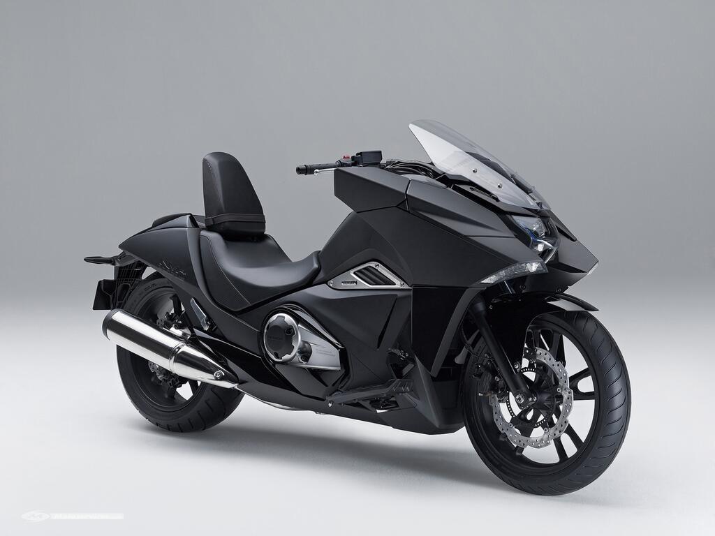Scooter ou moto ? Impossible de trancher...
