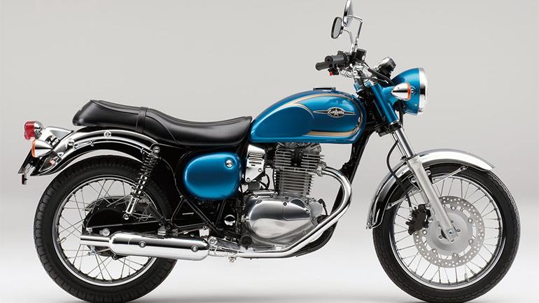 Kawasaki Estrella 400