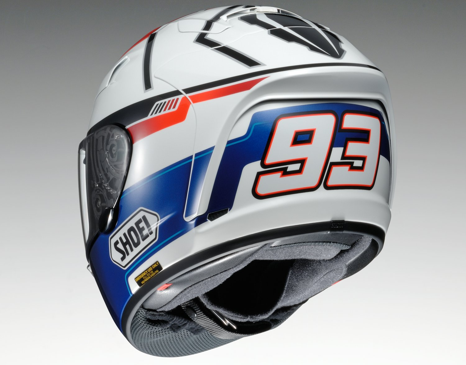 Casque Shoei X-Spirit II Motegi Marquez Replica