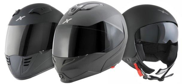 Casque moto leger