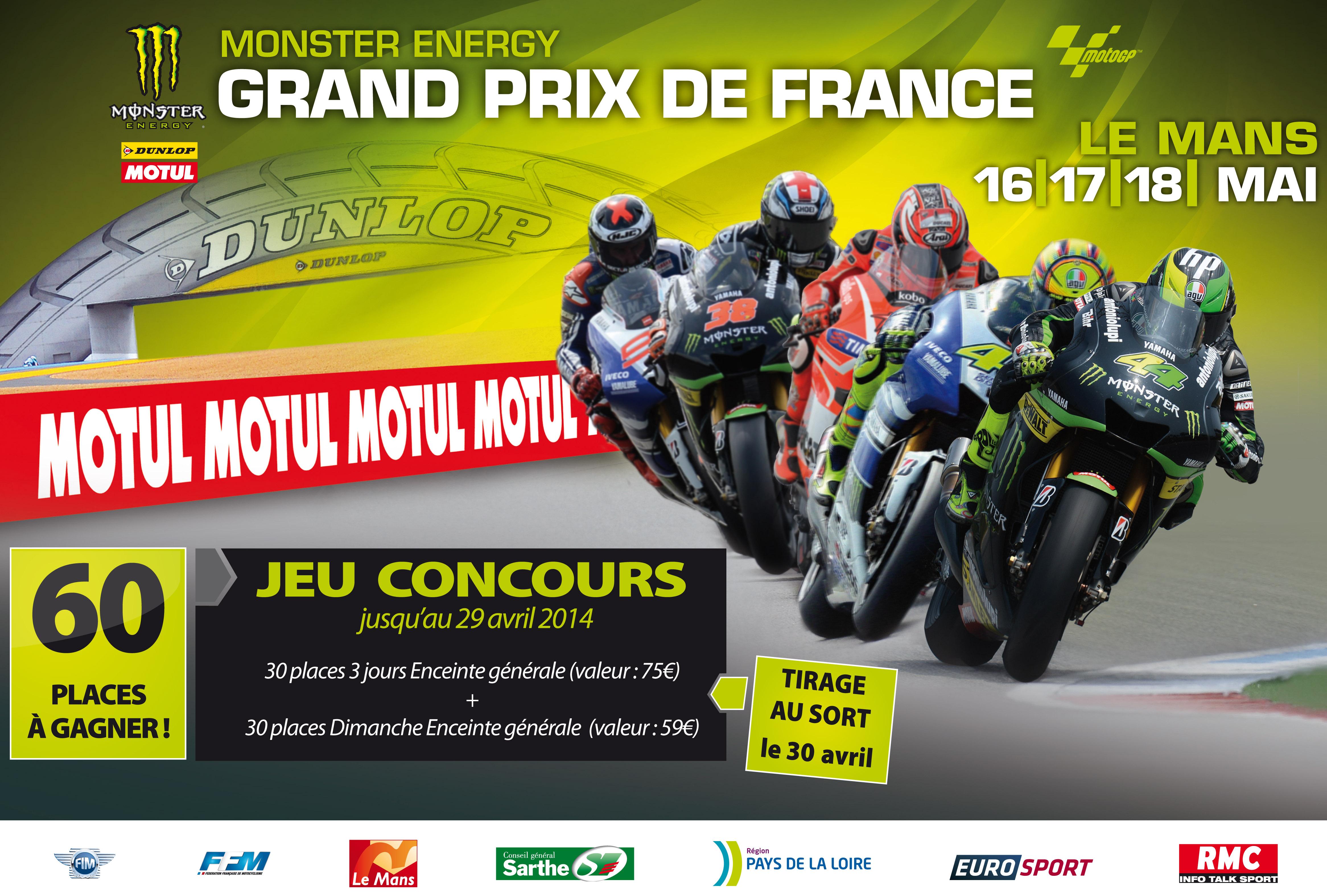 Concours MotoGP Motoblouz