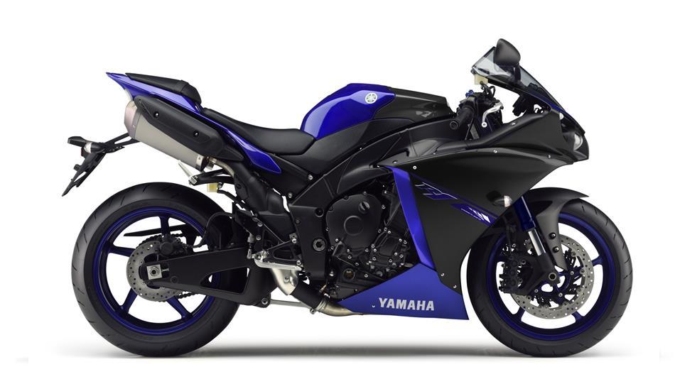 Yamaha YZF 1000 R1 Race Blu