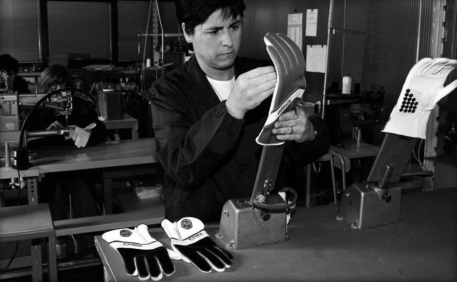 Fabrication à la main, à l'ancienne