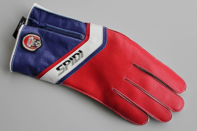 Le gant Spidi 77, réplique d'un modèle racing de 30 ans son aîné