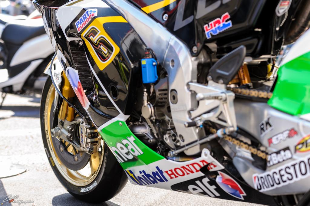 La Honda LCR de Stefan Bradl