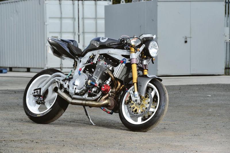 La Suzuki GSX-R de Guy Martin