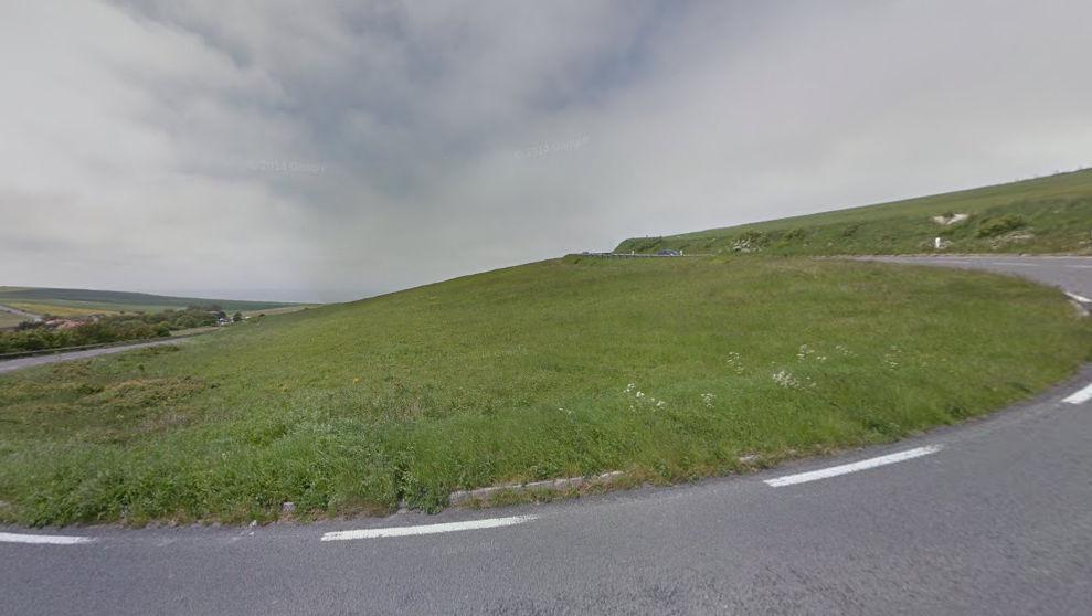 Route de la Cote d'Opale (Pas de Calais)